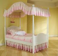 How to make canopy bed curtains apps directories - Canopy beds for little girls ...