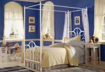 Kids Bed Furniture - Kids Canopy Beds